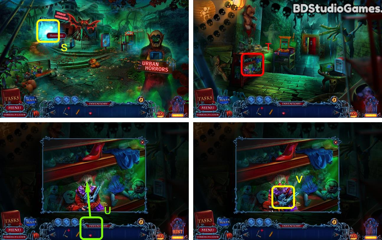 Halloween Chronicles: Monsters Among Us Walkthrough Screenshot 0269