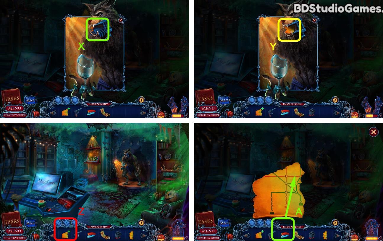 Halloween Chronicles: Monsters Among Us Walkthrough Screenshot 0277