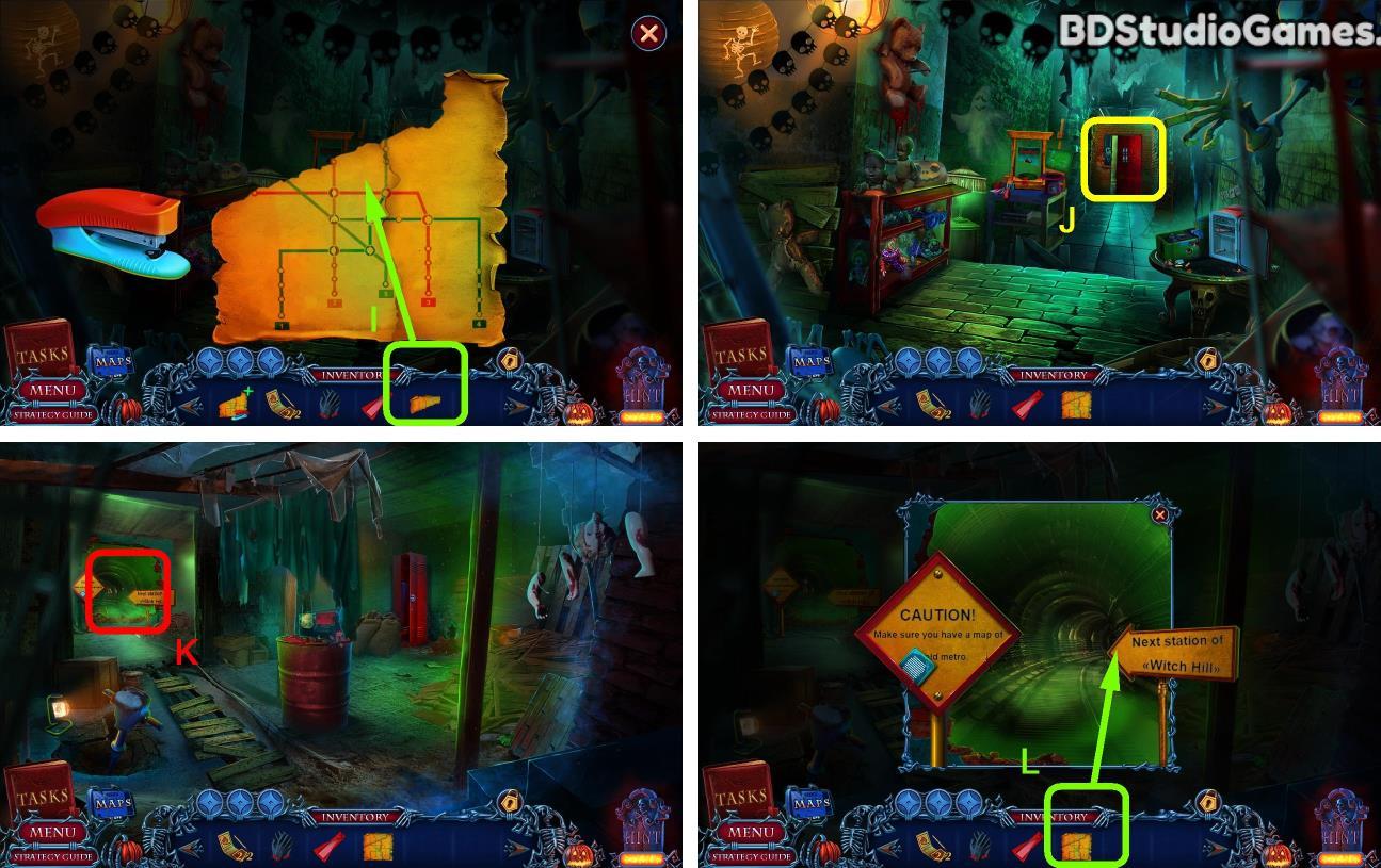 Halloween Chronicles: Monsters Among Us Walkthrough Screenshot 0280