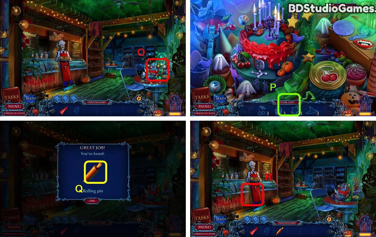 Halloween Chronicles: Monsters Among Us Walkthrough Screenshot 0288