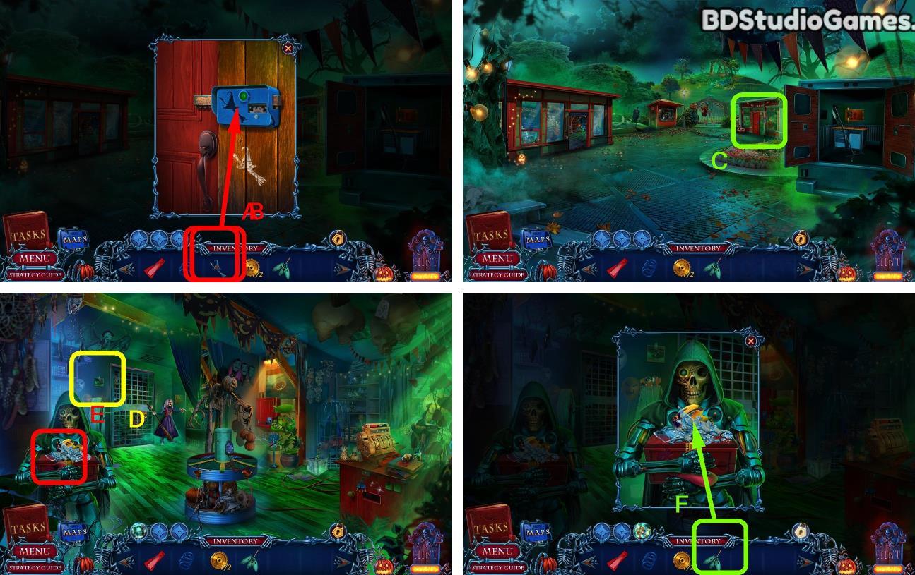 Halloween Chronicles: Monsters Among Us Walkthrough Screenshot 0291