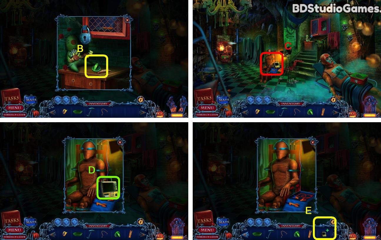 Halloween Chronicles: Monsters Among Us Walkthrough Screenshot 0297