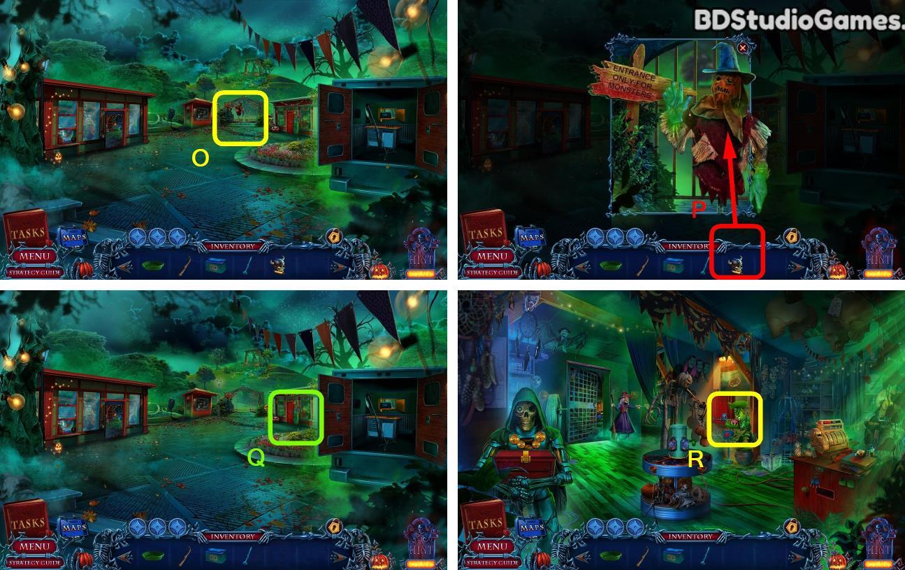 Halloween Chronicles: Monsters Among Us Walkthrough Screenshot 0307