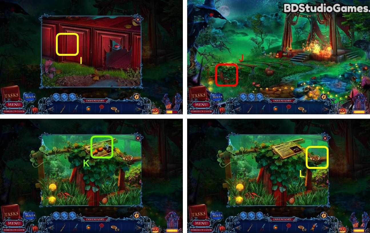 Halloween Chronicles: Monsters Among Us Walkthrough Screenshot 0312