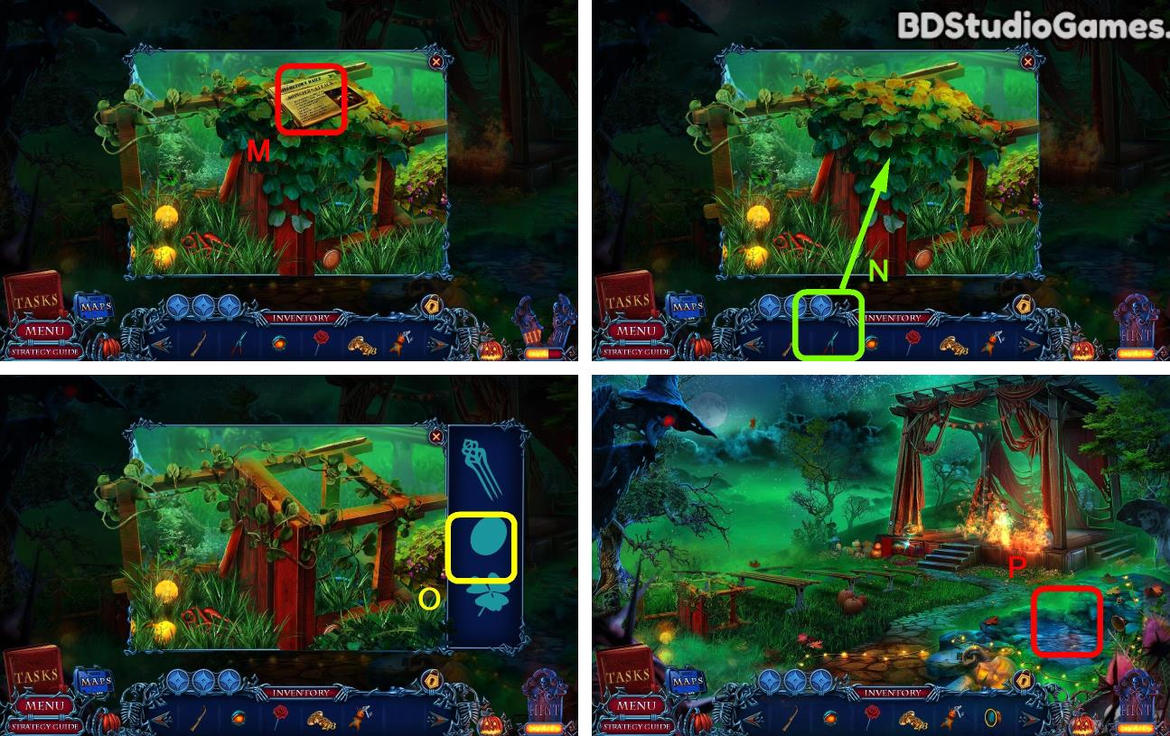 Halloween Chronicles: Monsters Among Us Walkthrough Screenshot 0313