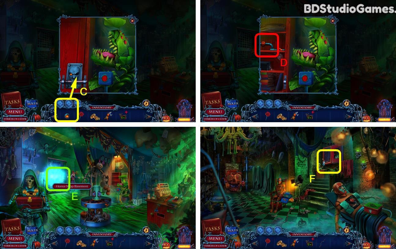 Halloween Chronicles: Monsters Among Us Walkthrough Screenshot 0317
