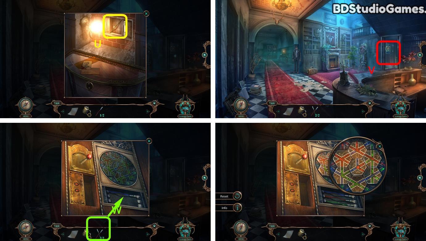 Haunted Hotel: Beyond the Page Bonus Chapter Walkthrough Screenshot 0022