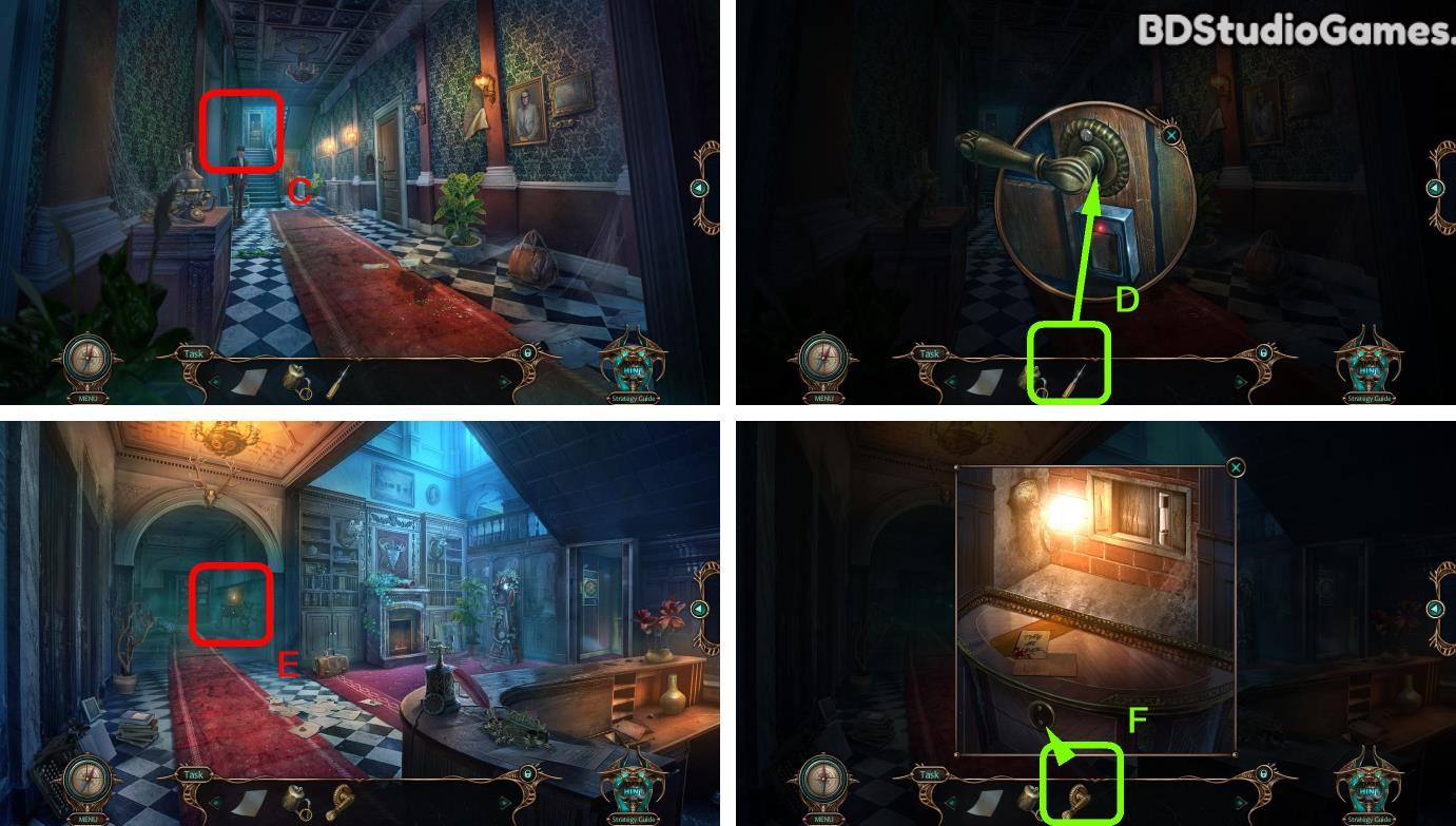 Haunted Hotel: Beyond the Page Bonus Chapter Walkthrough Screenshot 0029