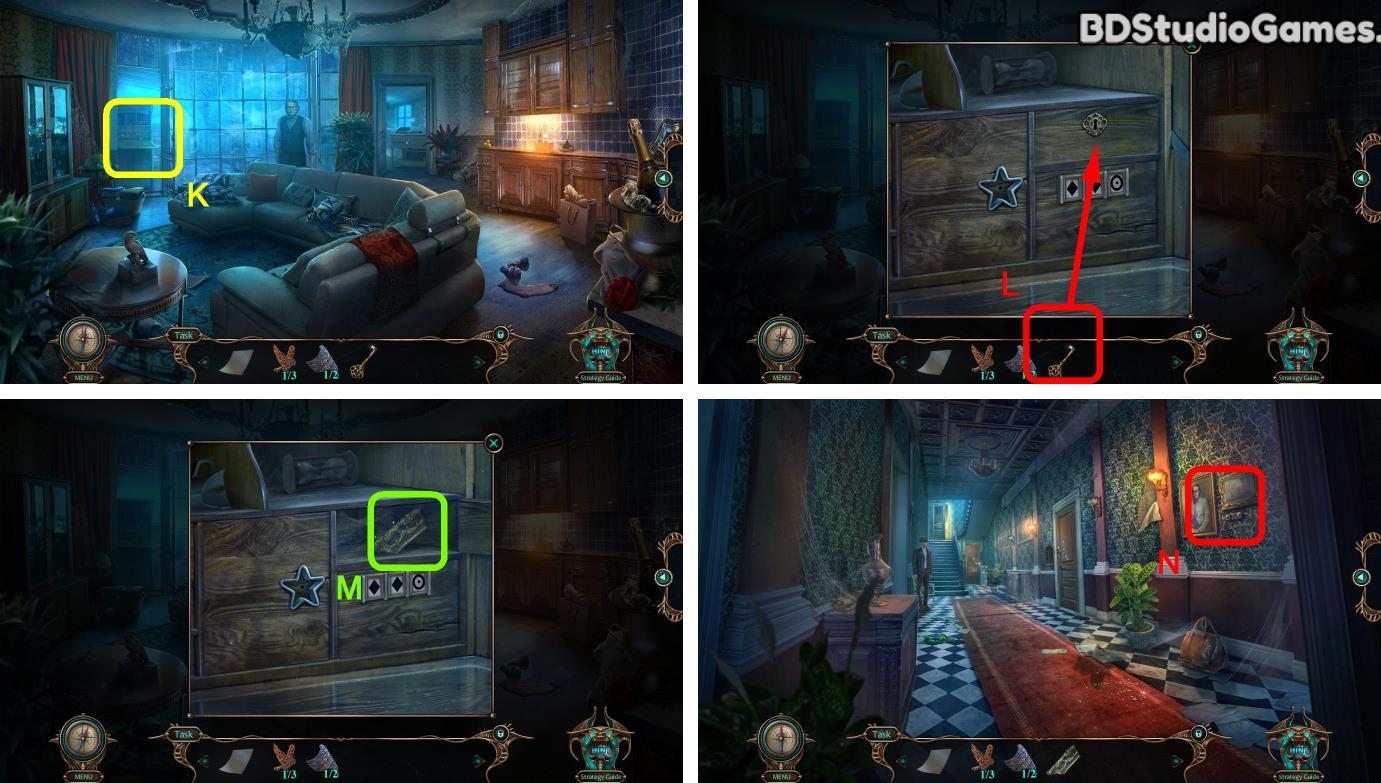 Haunted Hotel: Beyond the Page Bonus Chapter Walkthrough Screenshot 0037
