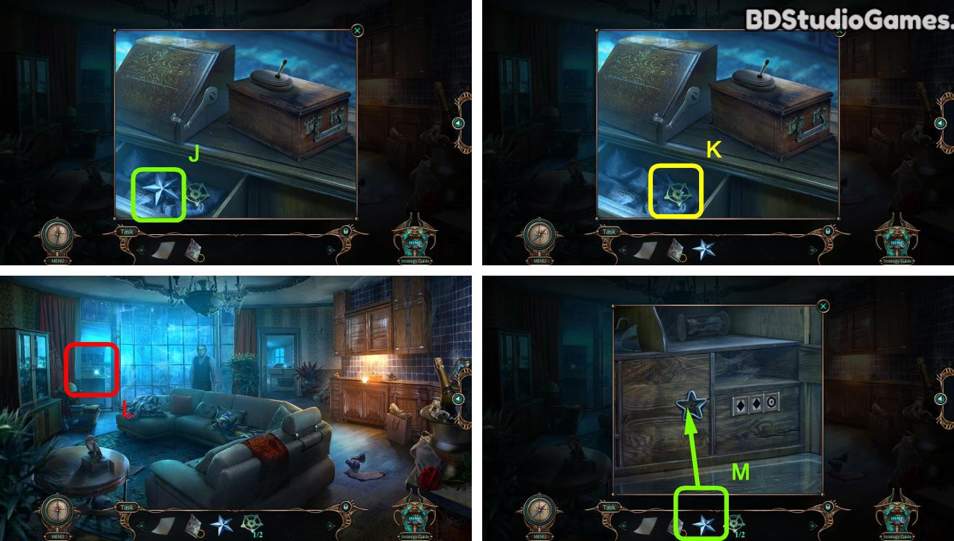Haunted Hotel: Beyond the Page Bonus Chapter Walkthrough Screenshot 0043
