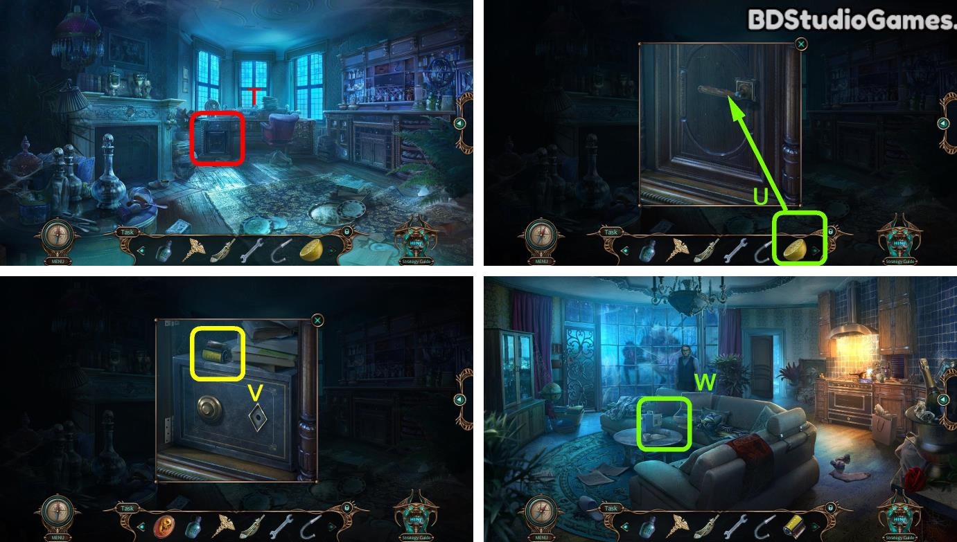 Haunted Hotel: Beyond the Page Walkthrough Screenshot 0092