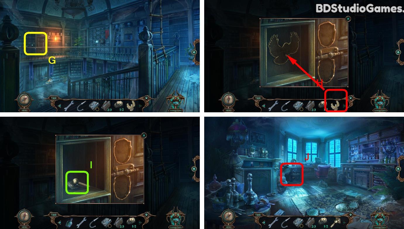 Haunted Hotel: Beyond the Page Walkthrough Screenshot 0111