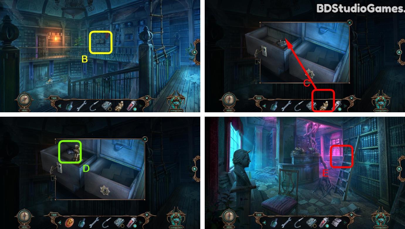 Haunted Hotel: Beyond the Page Walkthrough Screenshot 0116