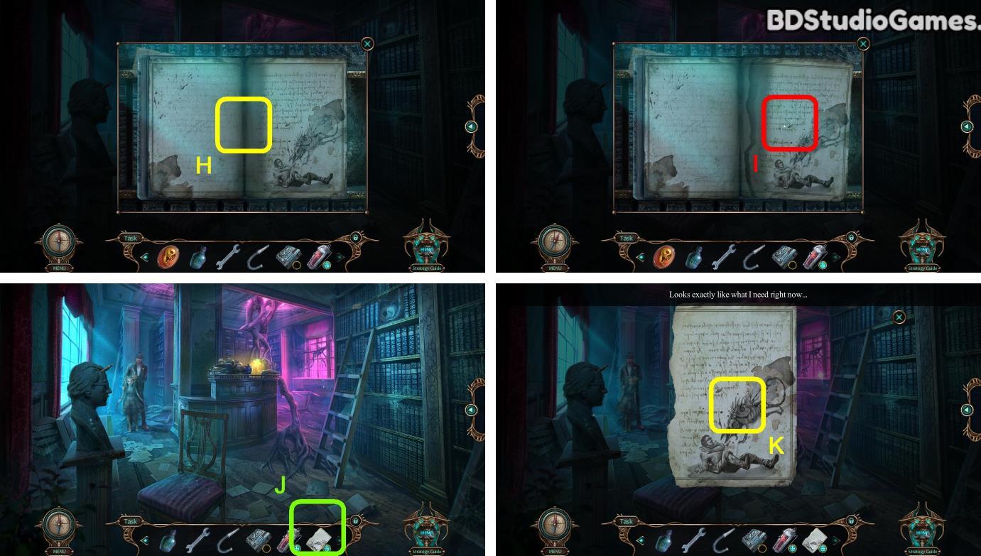 Haunted Hotel: Beyond the Page Walkthrough Screenshot 0124