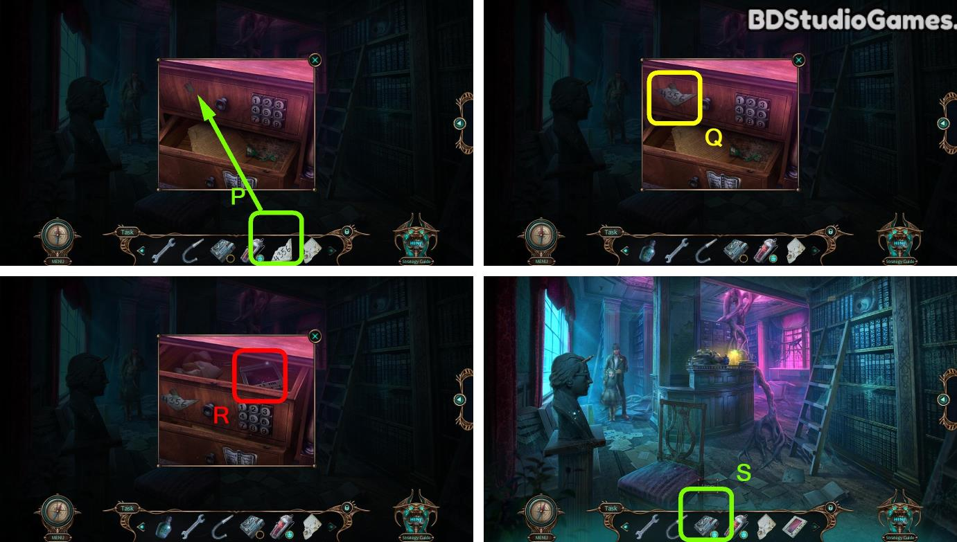 Haunted Hotel: Beyond the Page Walkthrough Screenshot 0126