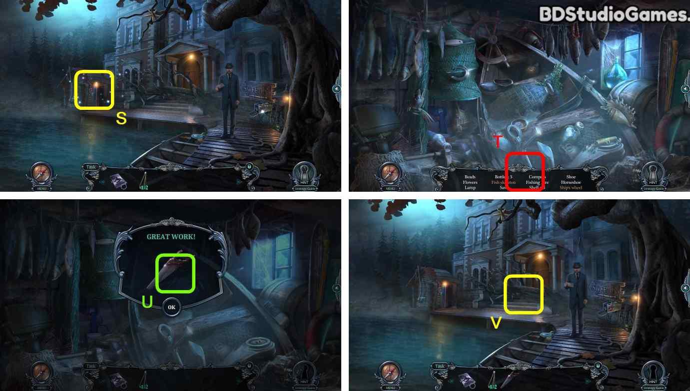 Haunted Hotel: Room 18 Walkthrough Screenshot 0007