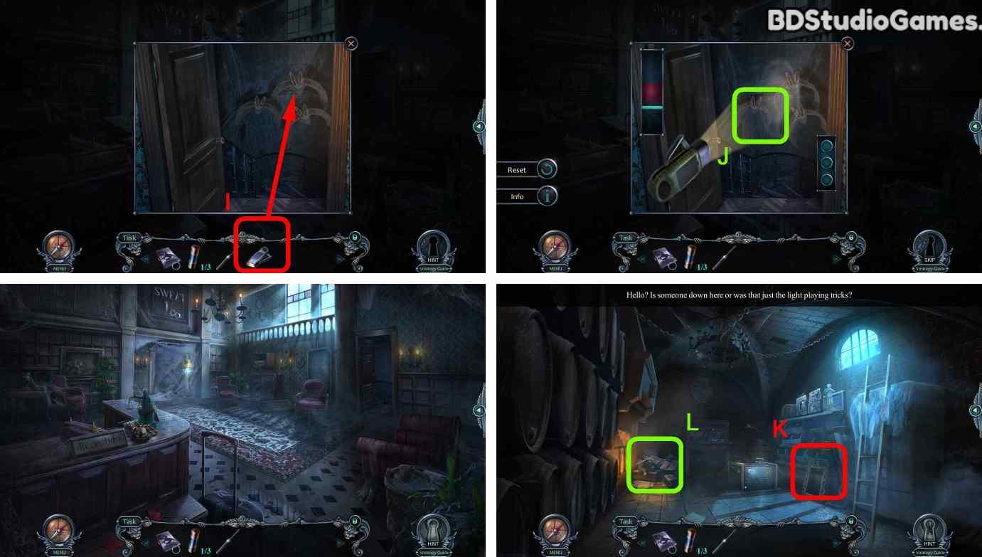 Haunted Hotel: Room 18 Walkthrough Screenshot 0017