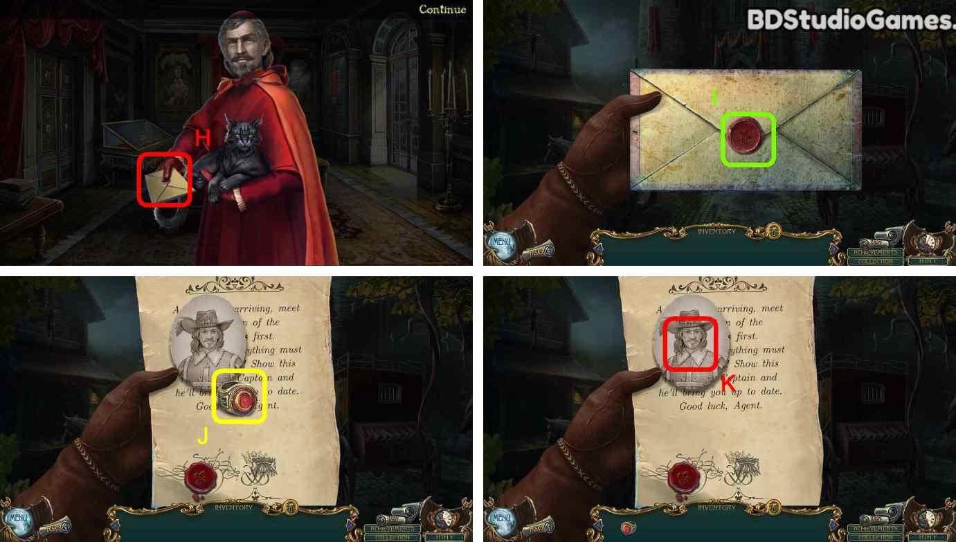 Haunted Legends: The Call of Despair Walkthrough Screenshot 0002