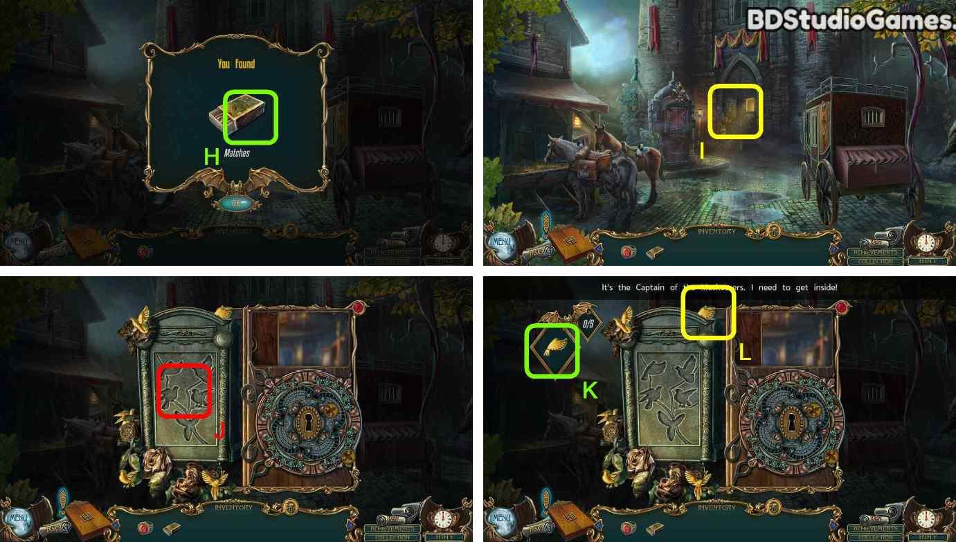 Haunted Legends: The Call of Despair Walkthrough Screenshot 0007