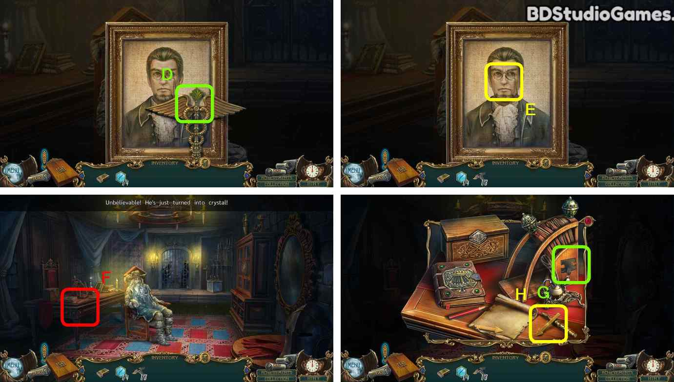 Haunted Legends: The Call of Despair Walkthrough Screenshot 0019