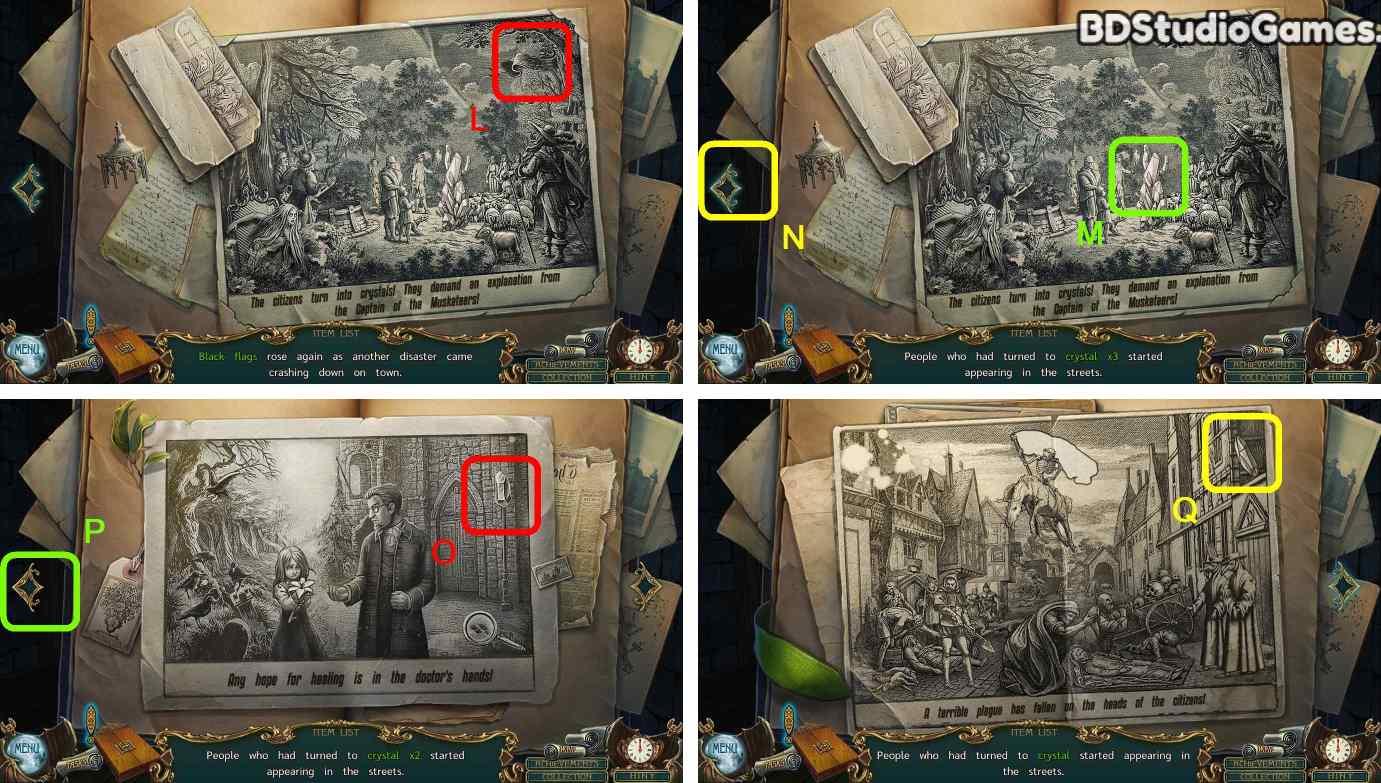 Haunted Legends: The Call of Despair Walkthrough Screenshot 0026