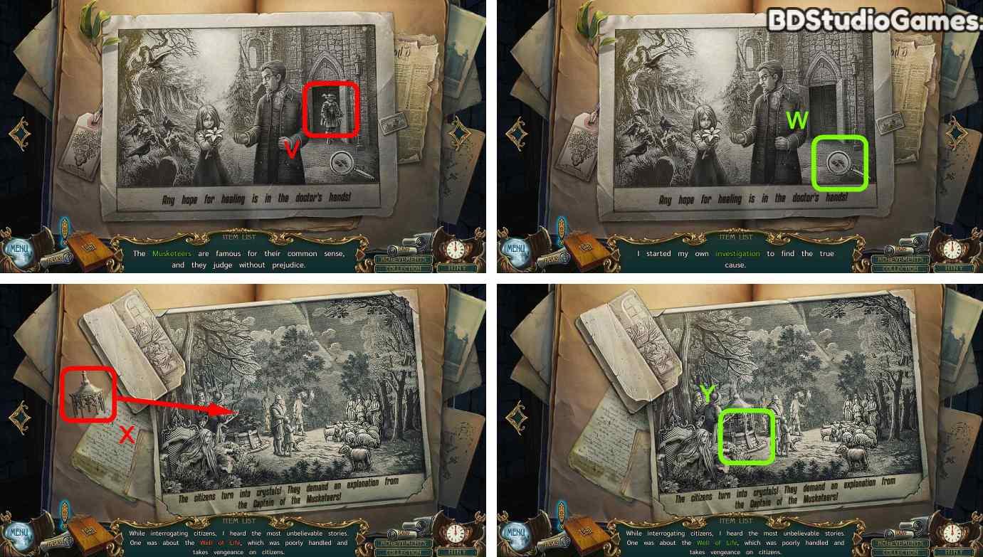 Haunted Legends: The Call of Despair Walkthrough Screenshot 0028
