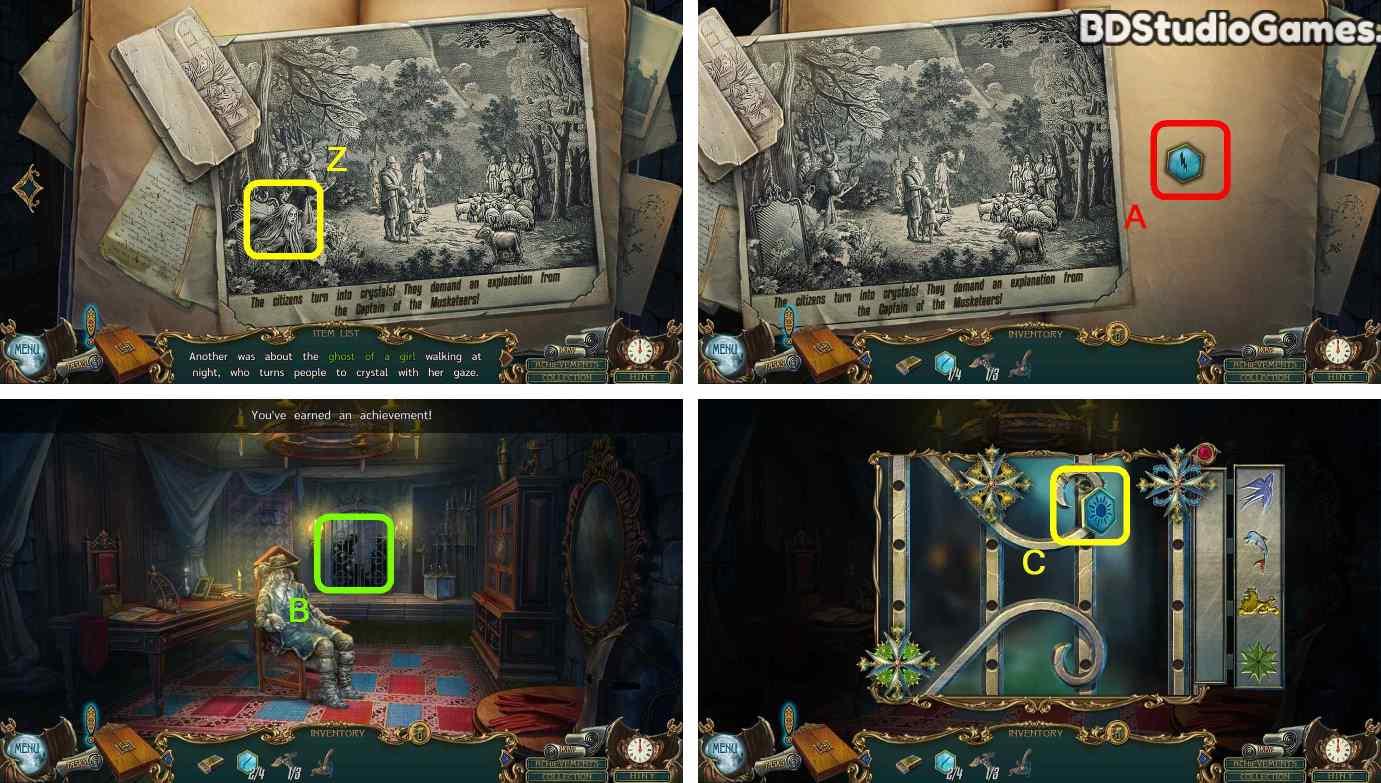 Haunted Legends: The Call of Despair Walkthrough Screenshot 0029