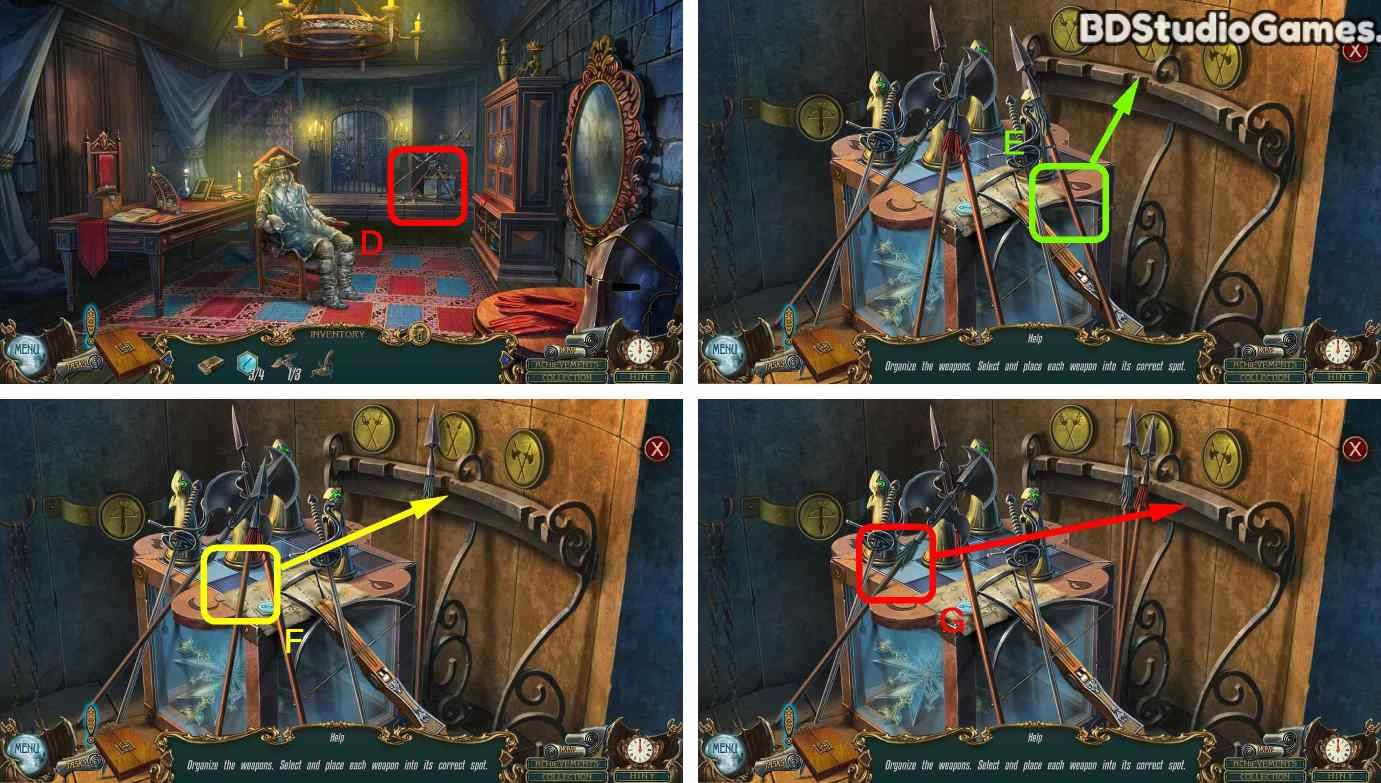 Haunted Legends: The Call of Despair Walkthrough Screenshot 0030