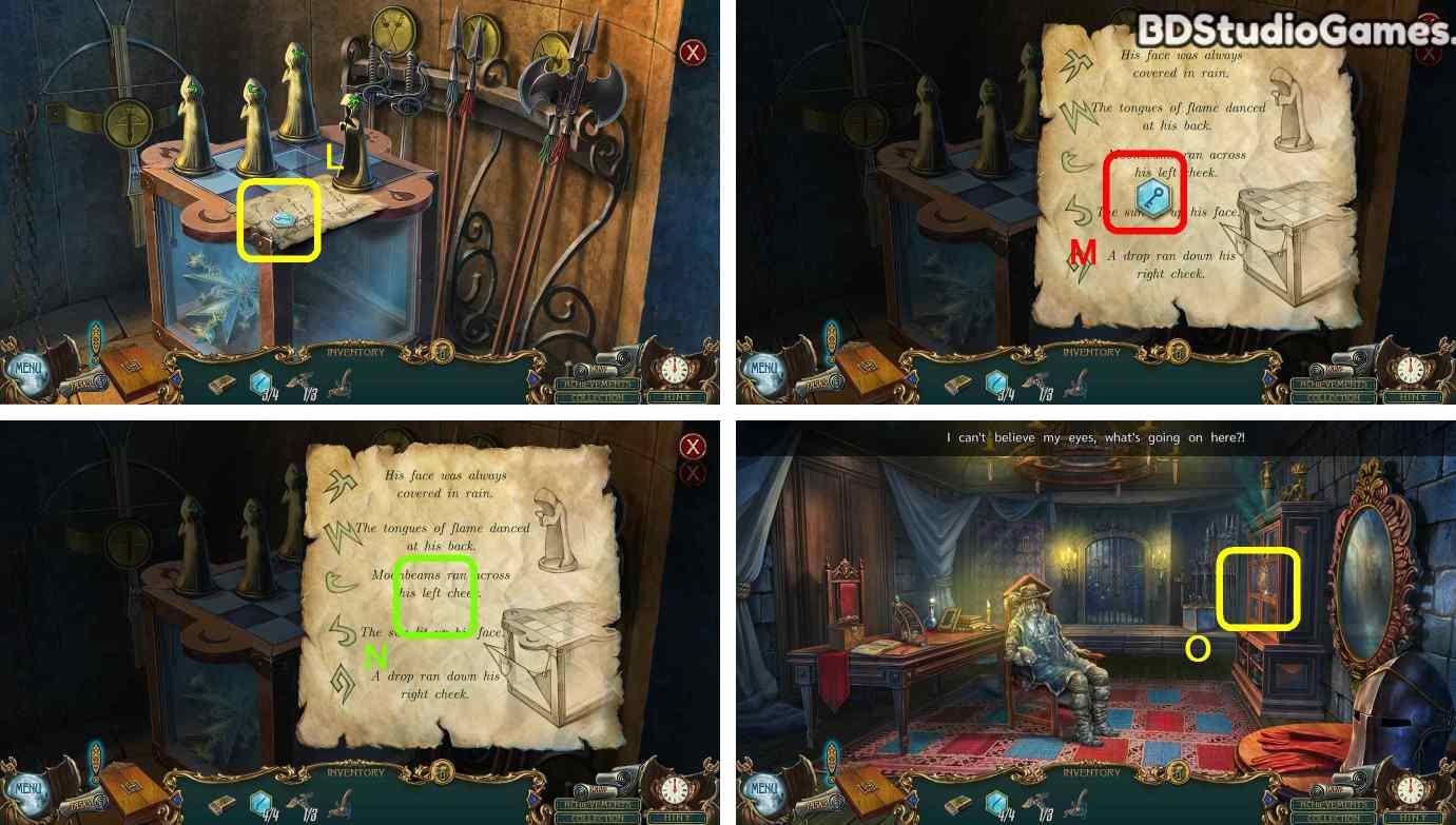 Haunted Legends: The Call of Despair Walkthrough Screenshot 0032