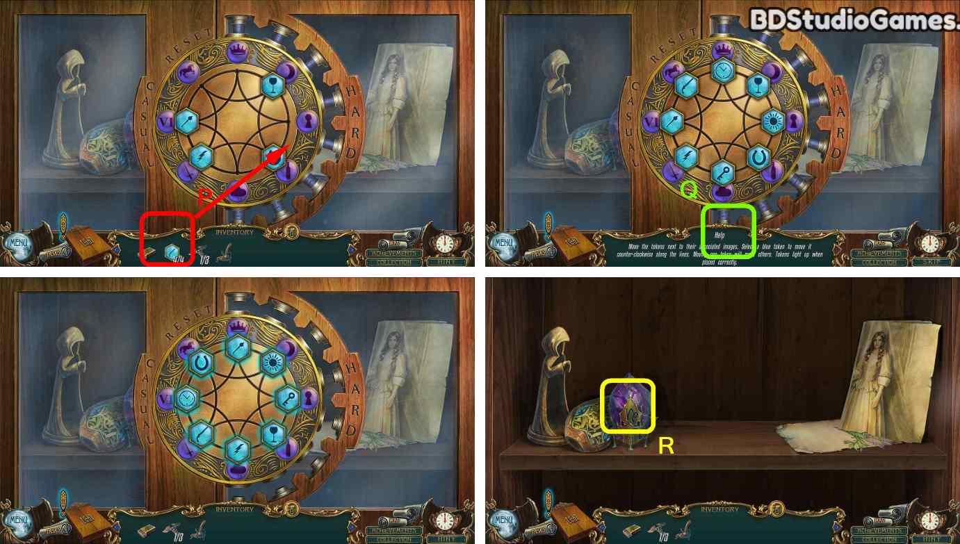 Haunted Legends: The Call of Despair Walkthrough Screenshot 0033