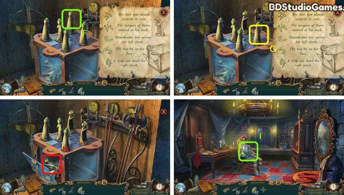 Haunted Legends: The Call of Despair Walkthrough Screenshot 0037