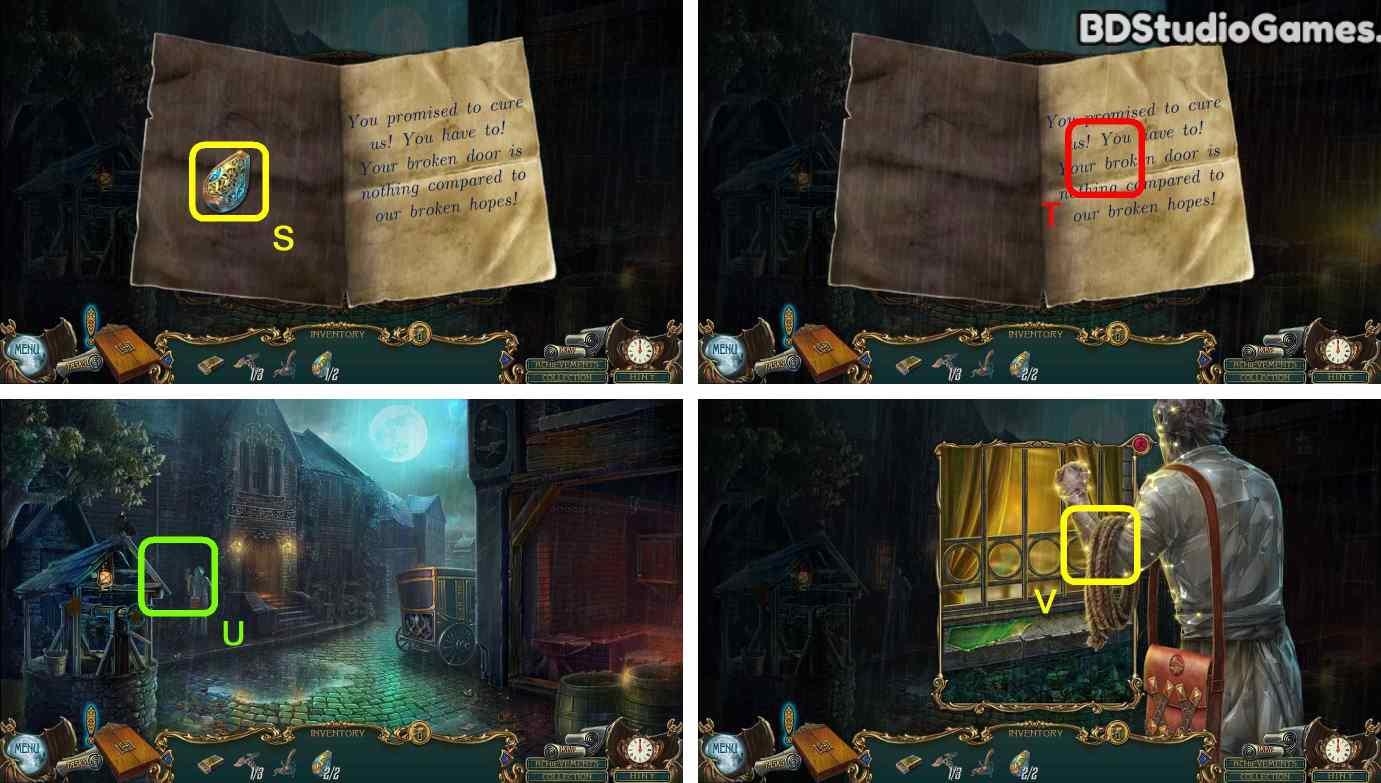Haunted Legends: The Call of Despair Walkthrough Screenshot 0040