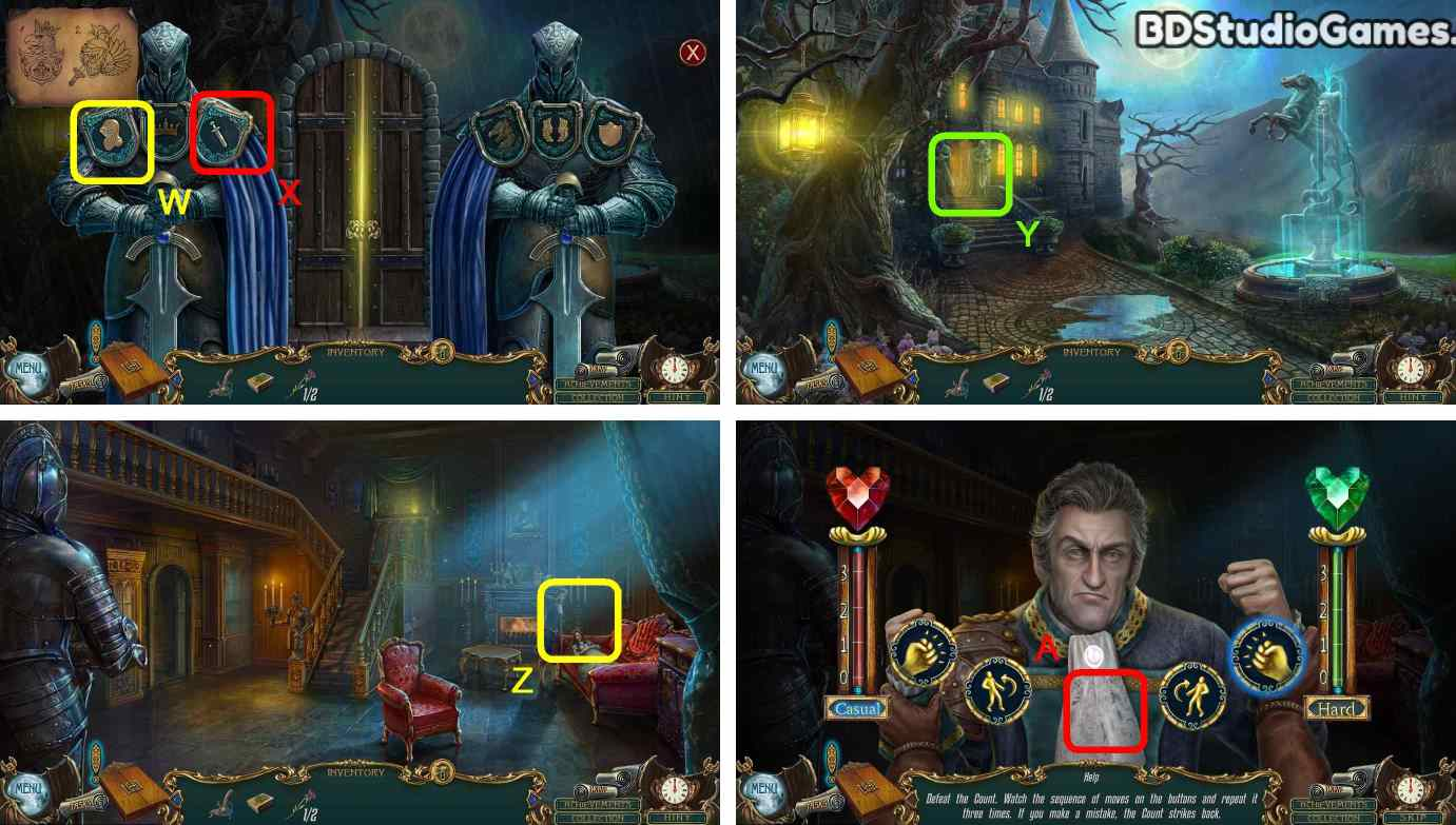 Haunted Legends: The Call of Despair Walkthrough Screenshot 0082