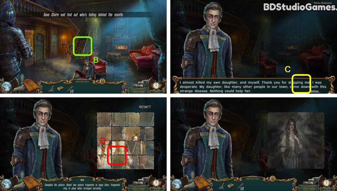 Haunted Legends: The Call of Despair Walkthrough Screenshot 0083