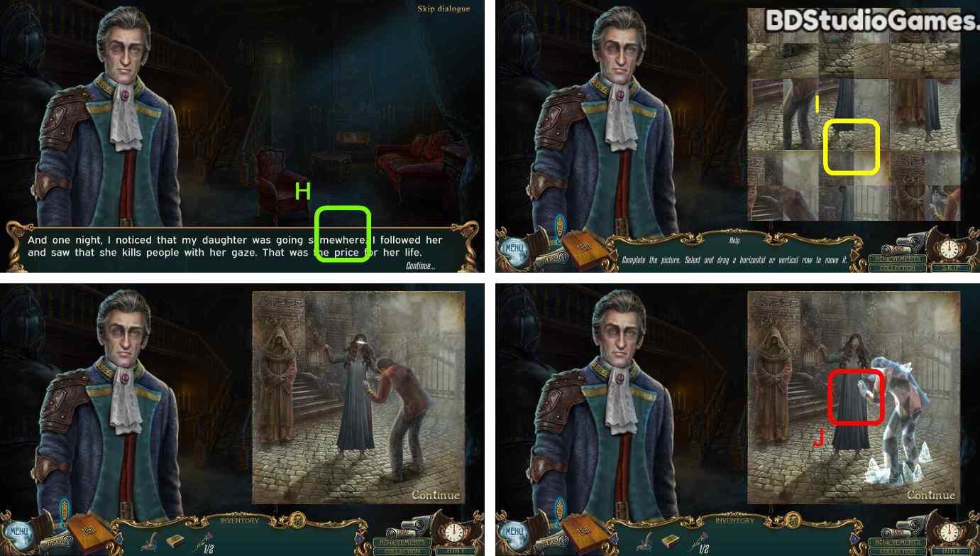Haunted Legends: The Call of Despair Walkthrough Screenshot 0085