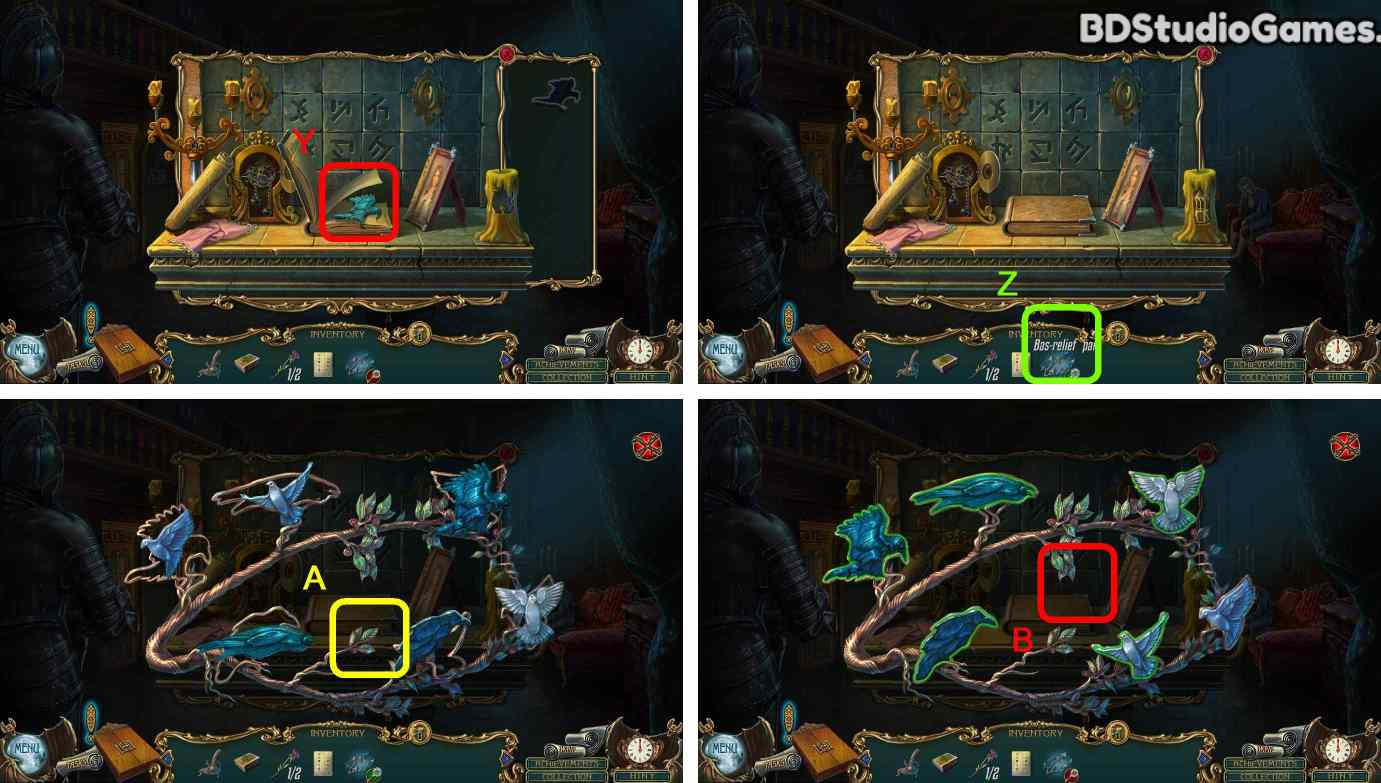 Haunted Legends: The Call of Despair Walkthrough Screenshot 0089
