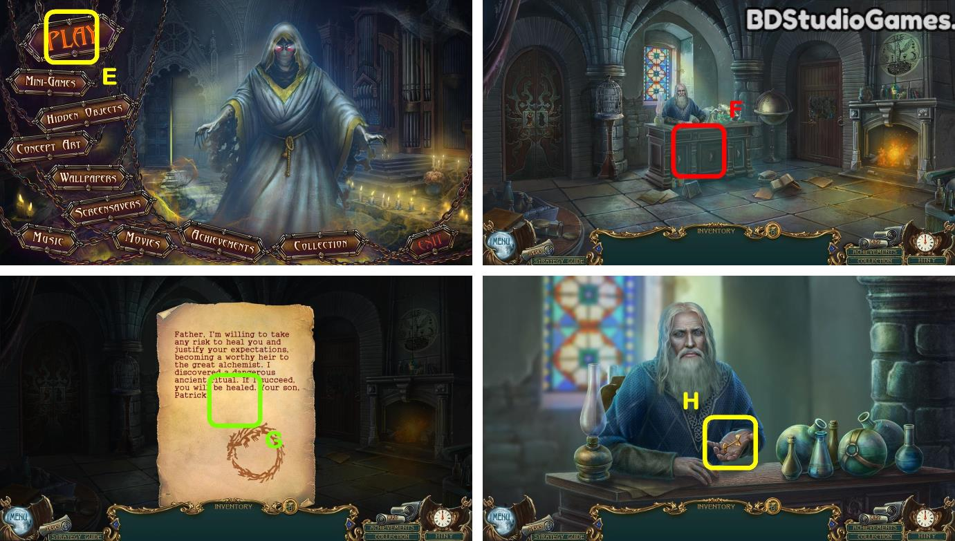 Haunted Legends: Twisted Fate Bonus Chapter Walkthrough Screenshot 0001