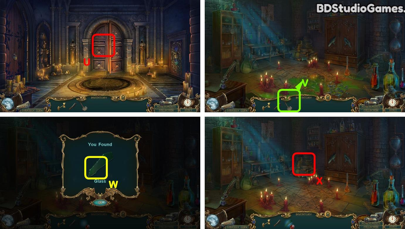 Haunted Legends: Twisted Fate Bonus Chapter Walkthrough Screenshot 0005