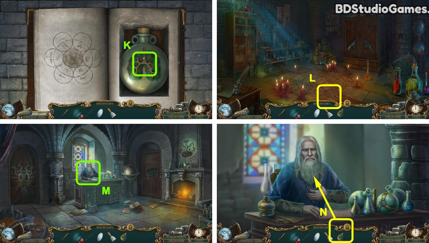 Haunted Legends: Twisted Fate Bonus Chapter Walkthrough Screenshot 0009