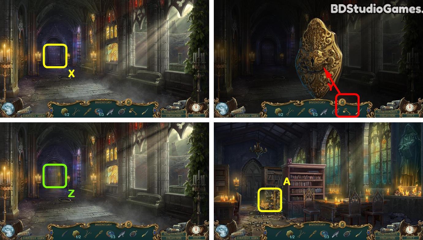 Haunted Legends: Twisted Fate Bonus Chapter Walkthrough Screenshot 0032
