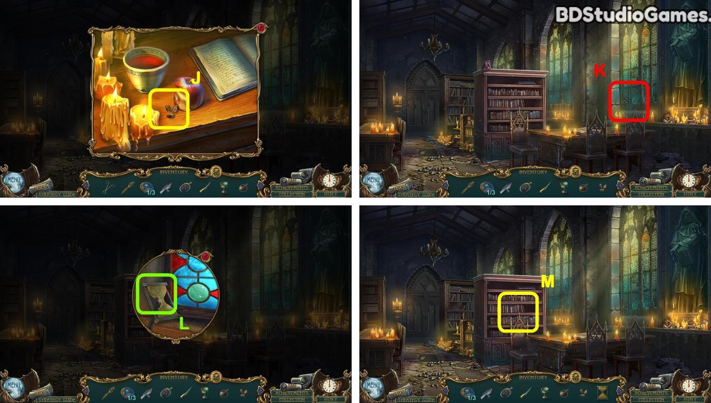 Haunted Legends: Twisted Fate Bonus Chapter Walkthrough Screenshot 0035