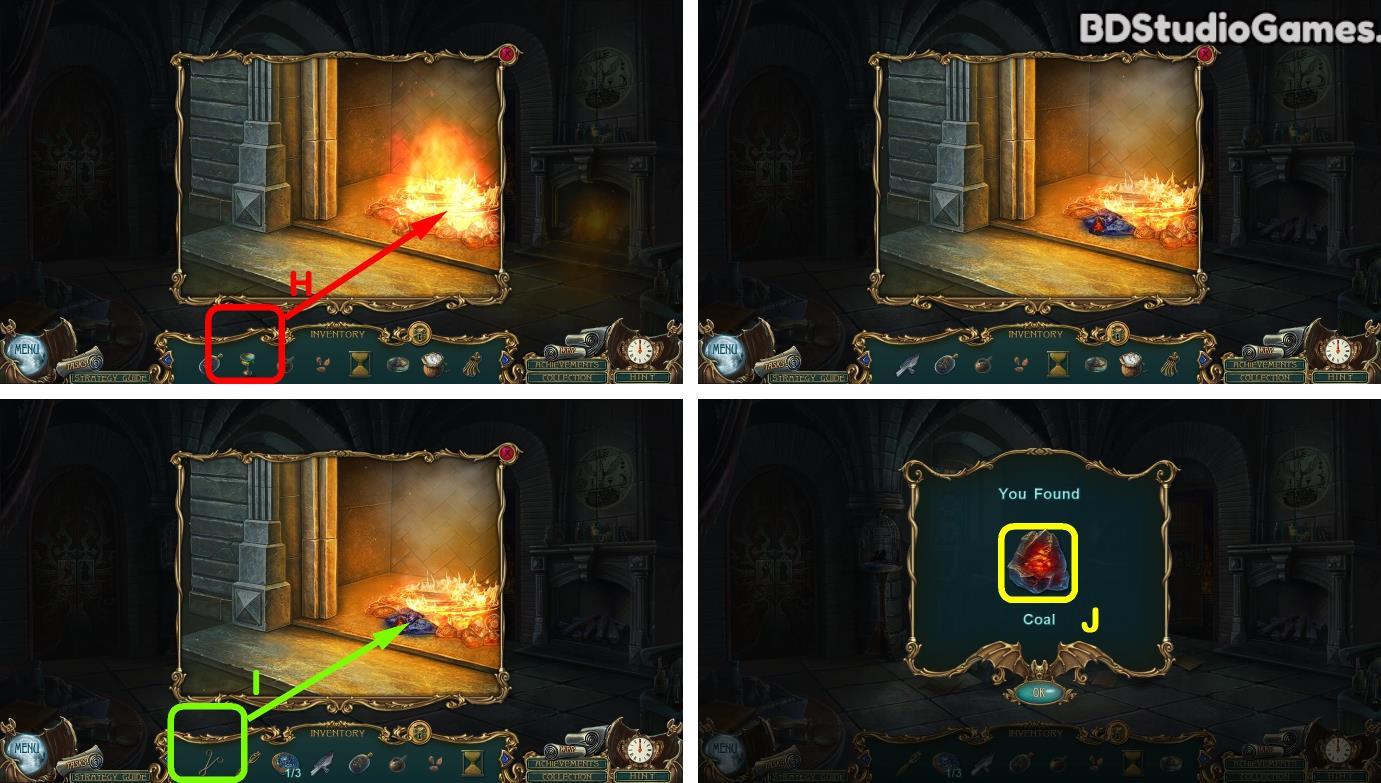 Haunted Legends: Twisted Fate Bonus Chapter Walkthrough Screenshot 0042