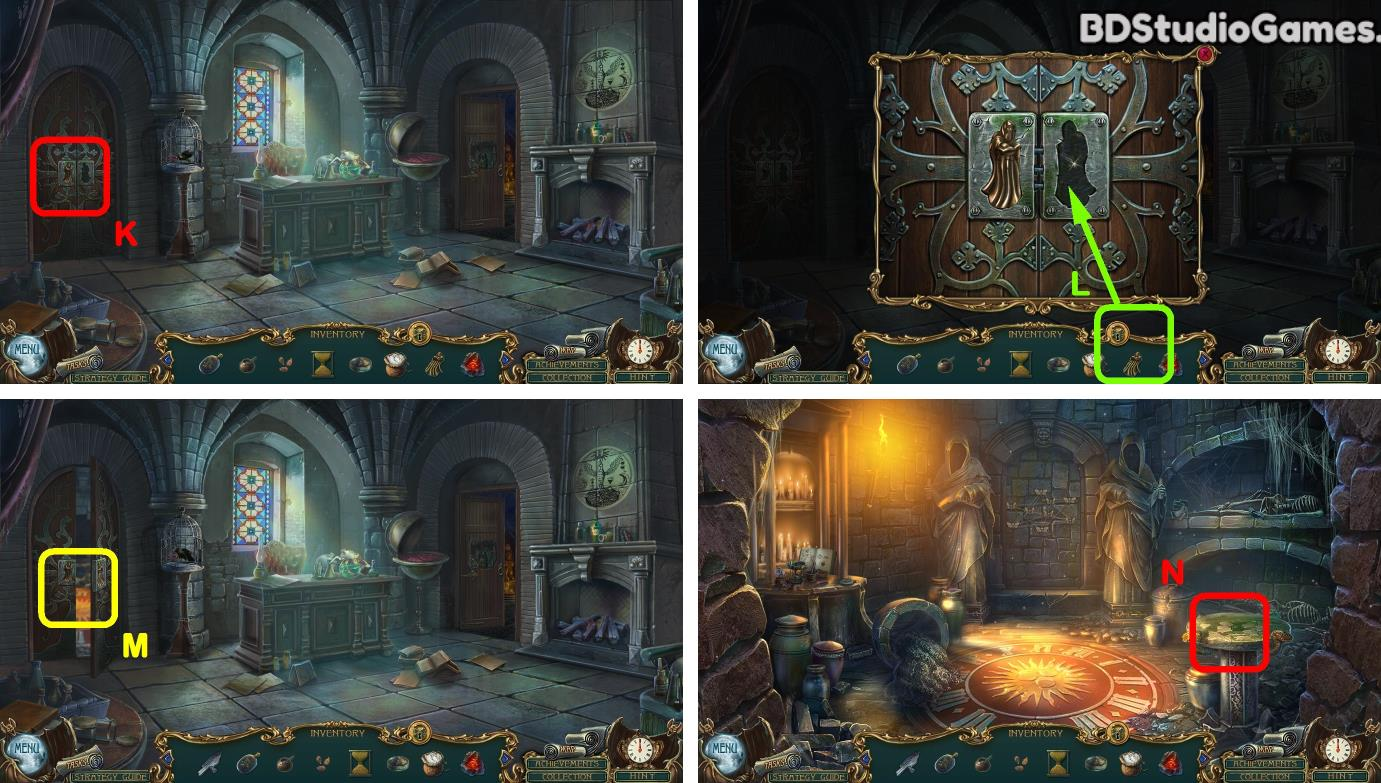 Haunted Legends: Twisted Fate Bonus Chapter Walkthrough Screenshot 0043
