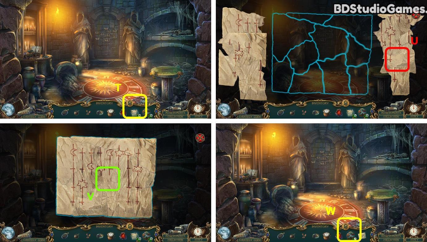Haunted Legends: Twisted Fate Bonus Chapter Walkthrough Screenshot 0045
