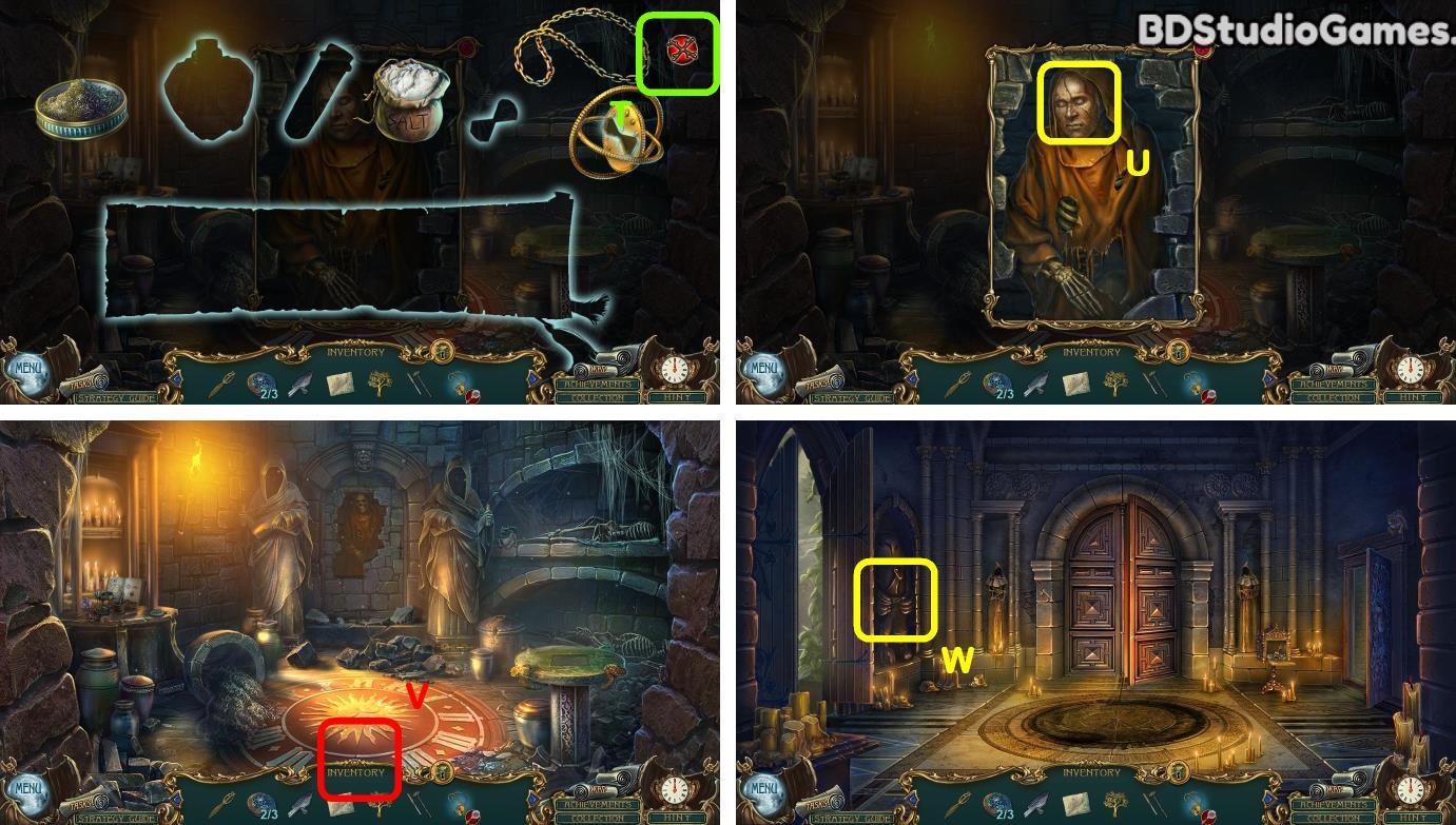 Haunted Legends: Twisted Fate Bonus Chapter Walkthrough Screenshot 0052