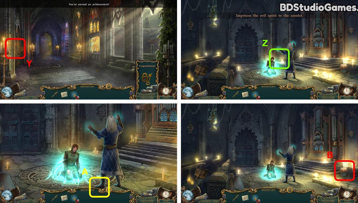 Haunted Legends: Twisted Fate Bonus Chapter Walkthrough Screenshot 0060