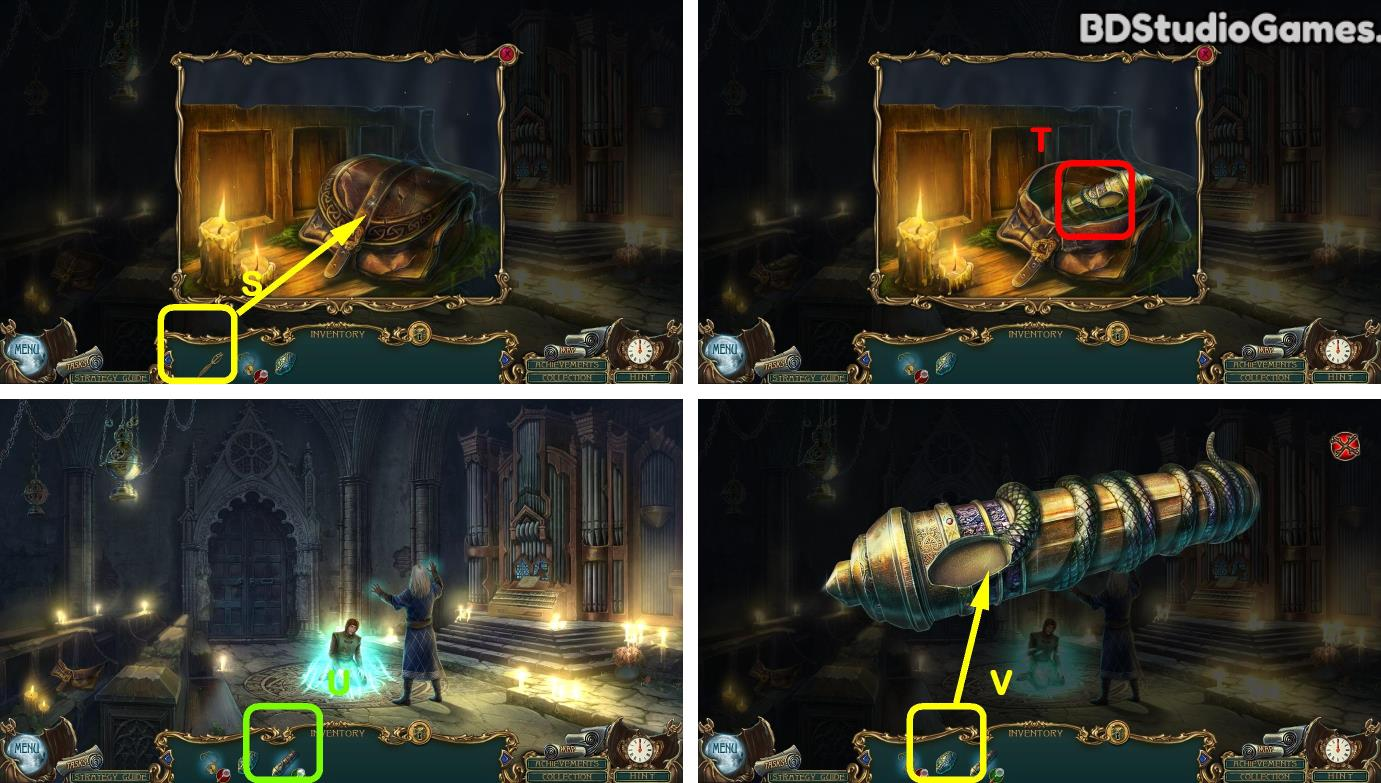 Haunted Legends: Twisted Fate Bonus Chapter Walkthrough Screenshot 0065