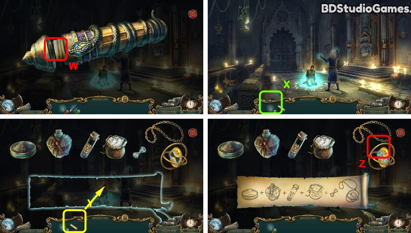 Haunted Legends: Twisted Fate Bonus Chapter Walkthrough Screenshot 0066