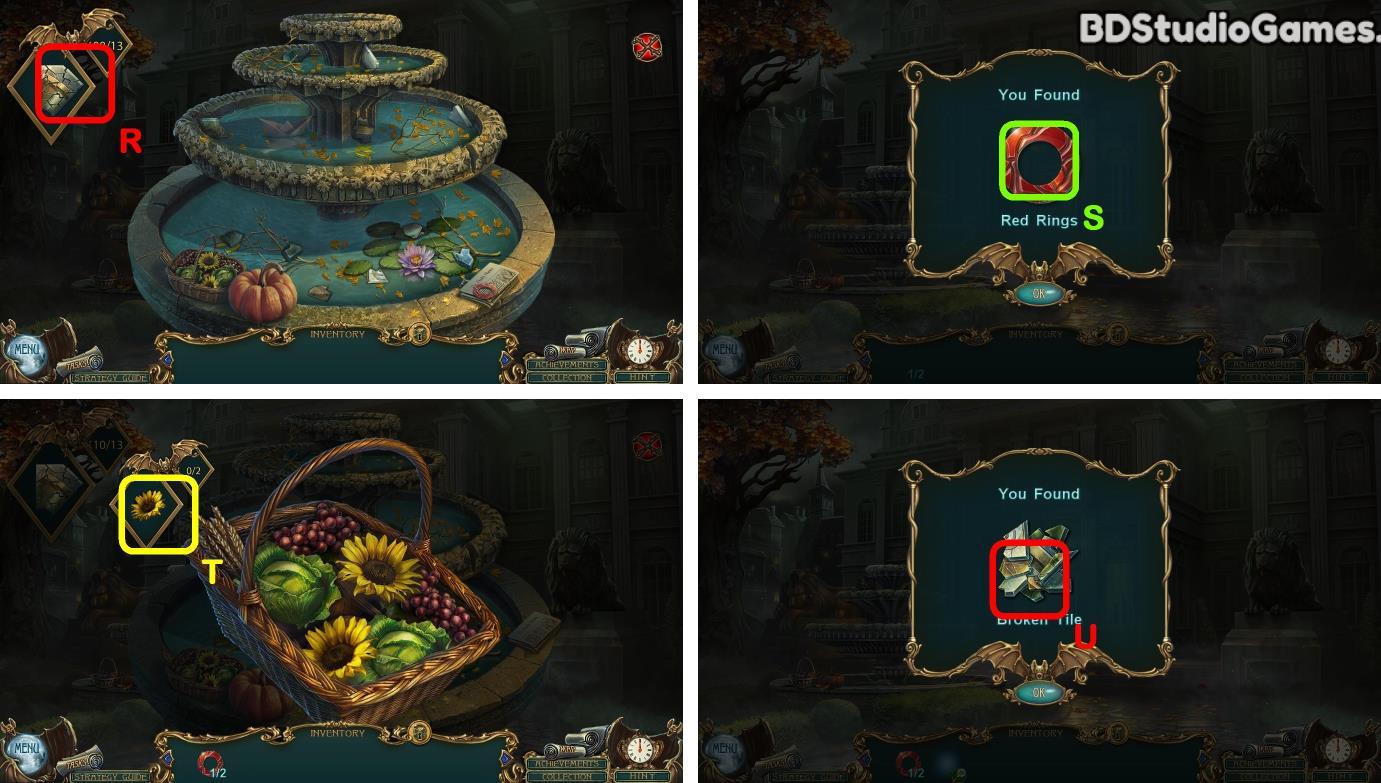 Haunted Legends: Twisted Fate Walkthrough Screenshot 0002