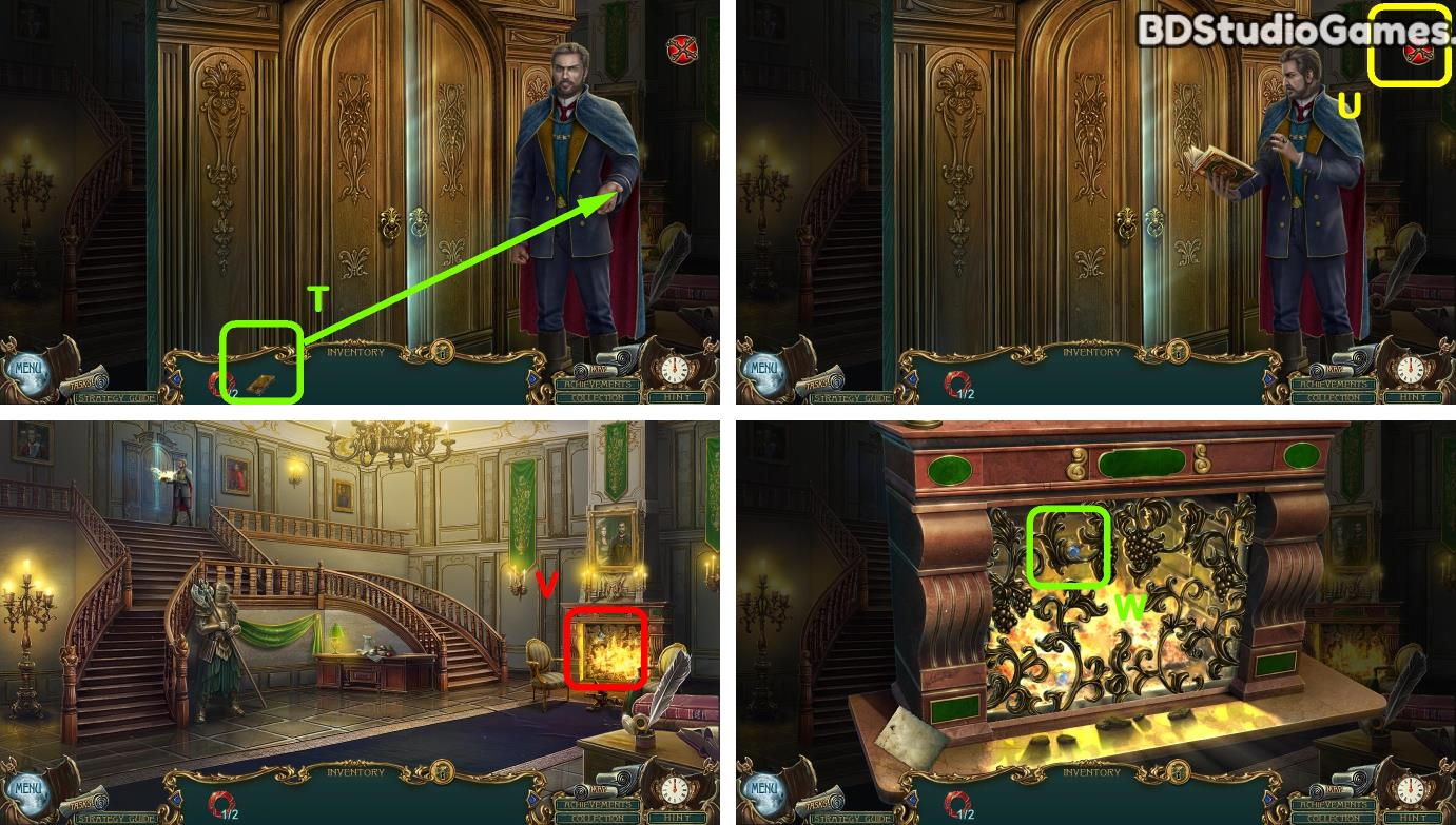 Haunted Legends: Twisted Fate Walkthrough Screenshot 0009
